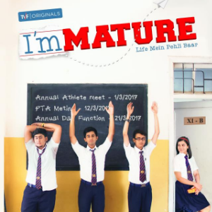I'm Mature web series